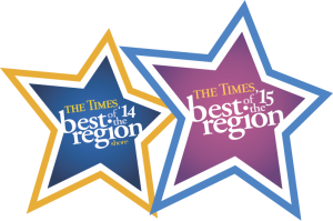 Best of the Region 2014 and 2015